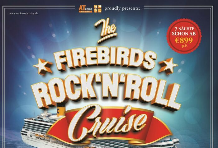 The Firebirds Rocknroll Cruise